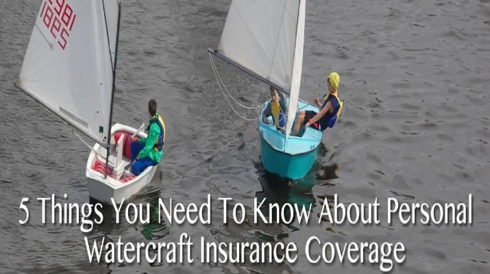 Watercraft Insurance Coverage